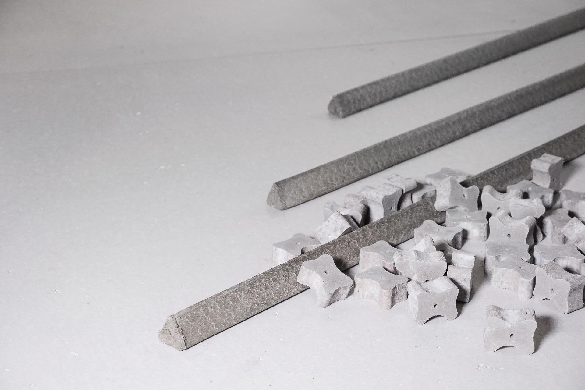 Cast Concrete Spacers : Fibre concrete spacers max frank gmbh co kg